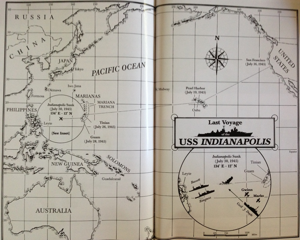 Left For Dead The Last Voyage Of The USS Indianapolis  Home